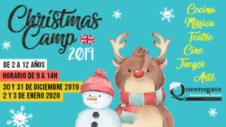 Christmas Camp 2019 en Queensgate College por 65€