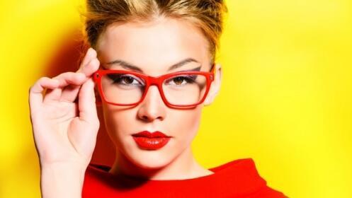 Gafas graduadas progresivas con montura y lentes orgánico con endurecido por 99€