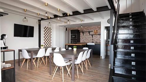 Reserva tu espacio para fiestas o reuniones en Sala 360