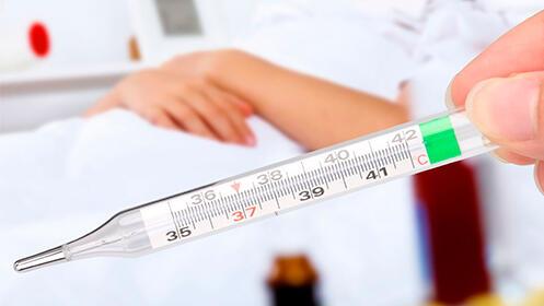 Pack de 2 o 4 termómetros clínicos sin mercurio de Galio CARDIO PIC