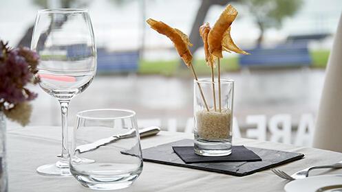 Exclusivo Gastroplan en Marea Alta, Silken Río Santander
