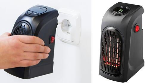 Calefactor de pared Handy