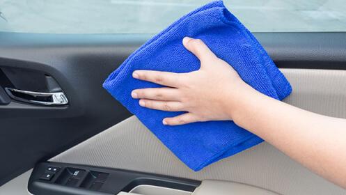 Lavado de coche interior y exterior en Auto Wash