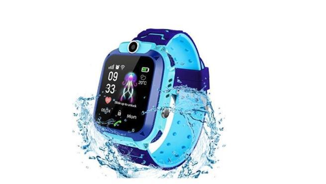Smartwatch para niños con GPS