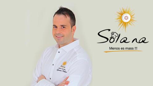 Degusta el menú Estrella Michelin en restaurante Solana por solo 55€