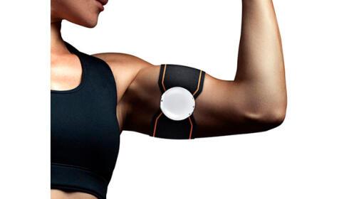 Body trainer brazos EMS