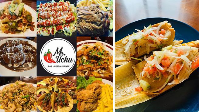 PARA RECOGER. Menú peruano en Mr. Uchu
