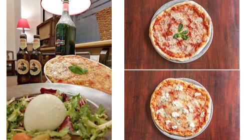 Menú para dos personas en Il Boccone