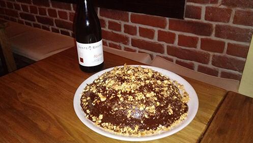 Cena-cata 5 platos-5 vinos, guiada por sumiller y experto cultura italiana.